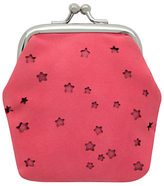 Cath Kidston Children's Stars Mini Clasp Purse, Pink