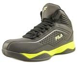Fila Entrapment Round Toe Synthetic Basketball Shoe.