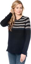 A Pea in the Pod Bcbg Max Azria Striped Maternity Sweater