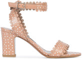 Tabitha Simmons embroidered sandals