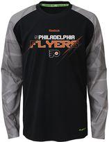 Reebok Boys 8-20 Philadelphia Flyers Center Ice TNT Finished Tee