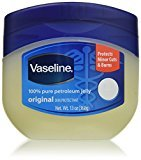 Vaseline 100% Pure Petroleum Jelly, 13 Ounce (2-Pack)