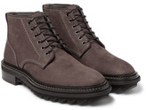 Lanvin - Nubuck Boots