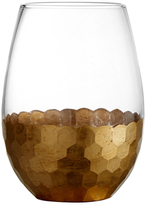 Fitz & Floyd Daphne Stemless Glasses (Set of 4)