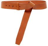 Lodis Genuine Leather Pull Thru Belt