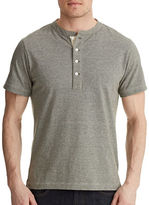 Billy Reid Pensacola Henley T-Shirt