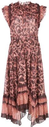Ulla Johnson Amalia floral print dress