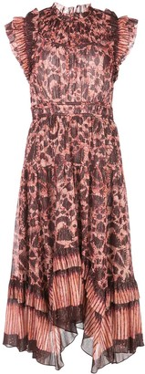 Ulla Johnson Amalia floral print dress