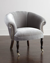 Haute House Silver Sausalito Chair