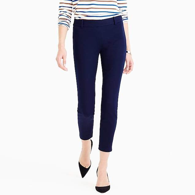 J.Crew Minnie pant in stretch twill