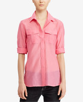 Lauren Ralph Lauren Broadcloth Shirt