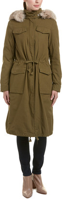 Dawn Levy Cleo Extra Long Anorak