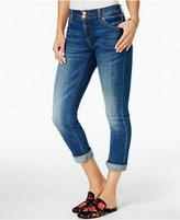 INC International Concepts Cuffed 5-Pocket Boyfriend Jeans, Created for Macy's