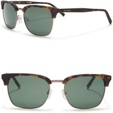 Ted Baker Polarized Clubmaster Sunglasses
