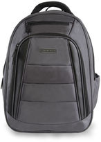 Perry Ellis Leather Detail Backpack