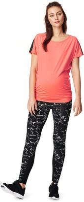 Noppies Women's Maternity Damen Sports Leggings FAE Black