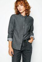 Jack Wills Highmoor Polkadot Flannel Shirt