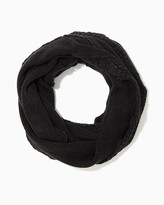 Charming charlie Textured Knit Infinity Scarf