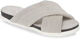 Charles David Lye Slide Sandal