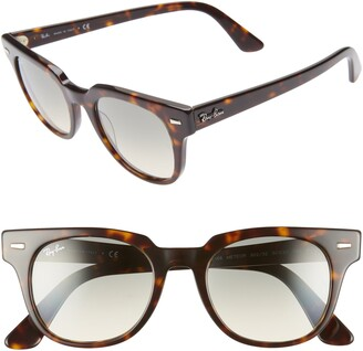 Ray-Ban Meteor 50mm Gradient Wayfarer Sunglasses