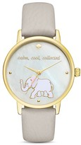 Kate Spade Elephant Metro Watch, 34mm