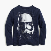 J.Crew Kids' Star WarsTM for crewcuts Stormtrooper helmet T-shirt