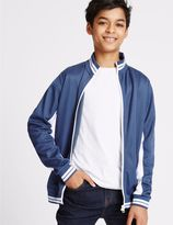 Marks and Spencer Cotton Rich Jacket (3-14 Years)