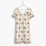 Madewell Elsewhere Dress in Floating Paisley