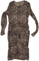 By Malene Birger Beige Dress for Women