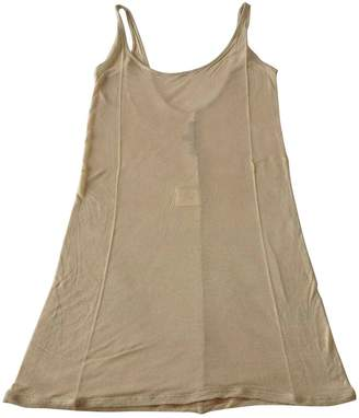 Alessandro Dell'Acqua Beige Top for Women