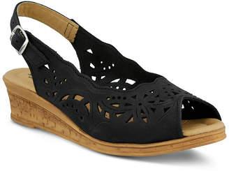 Spring Step Orella Womens Wedge Sandals