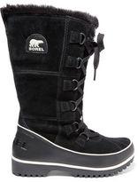 Sorel Tivoli High Ii Waterproof Suede And Leather Boots