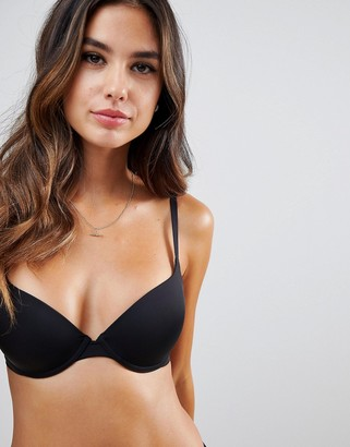 Wonderbra t-shirt bra a - g cup-Black