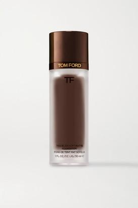 Tom Ford Traceless Soft Matte Foundation - 11.7 Nutmeg, 30ml