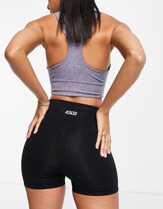 ASOS 4505 icon booty short in cotton touch