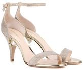 Nicholas Kirkwood Penelope Pearl metallic sandals