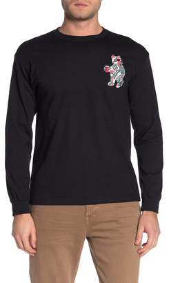 Riot Society Front Graphic Long Sleeve T-Shirt