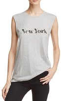 Rebecca Minkoff New York Muscle Tee - 100% Exclusive