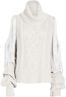 Hellessy Lawrence Cold Shoulder Sweater
