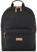 Paul Smith Accessories Brown Ultra Light Super Lightweight Nylon Backpack