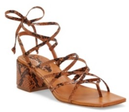 Jessica Simpson Ivelle Block Heel Sandals Women's Shoes