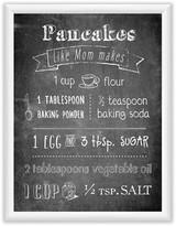PTM Images Pancakes Framed Giclee - 18 x 22