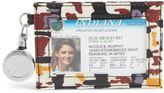 Vera Bradley Retractable Lanyard ID Case