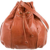 Judith Leiber Karung Bucket Bag