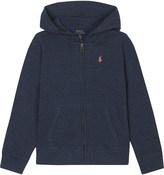 Ralph Lauren Zip-through hoody 2-6 years