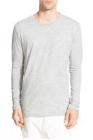 Zanerobe 'Flintlock' Long Sleeve Crewneck T-Shirt