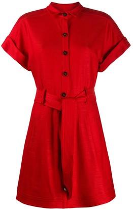Veronica Beard Sadia shirt dress