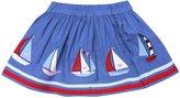 Jo-Jo JoJo Maman Bebe Nautical Skirt (Baby)-Blue-18-24 Months