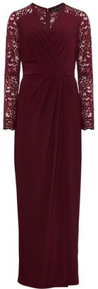 Phase Eight Elanor Lace Sleeve Maxi Dress