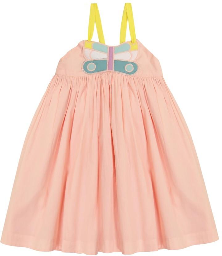 Stella McCartney Kids Cotton dress